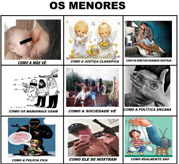 OS MENORES